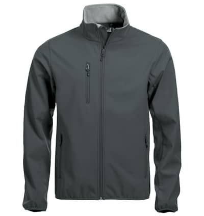 Jacket Clique - Basic Softshell Jacket - 020910