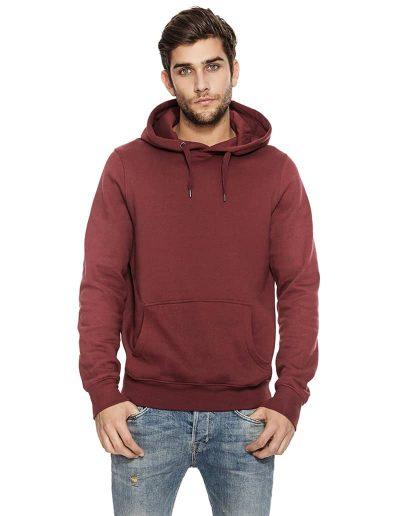 Sweatshirt Continental Clothing - Organic Pullover Hoody - EP51P