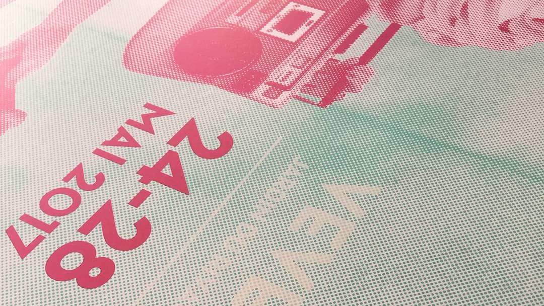 Papier festival Animai de Vevey - Impression Mabasi Lab