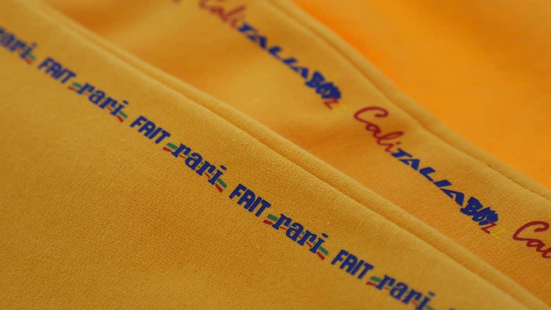 T-shirt Fait Rari