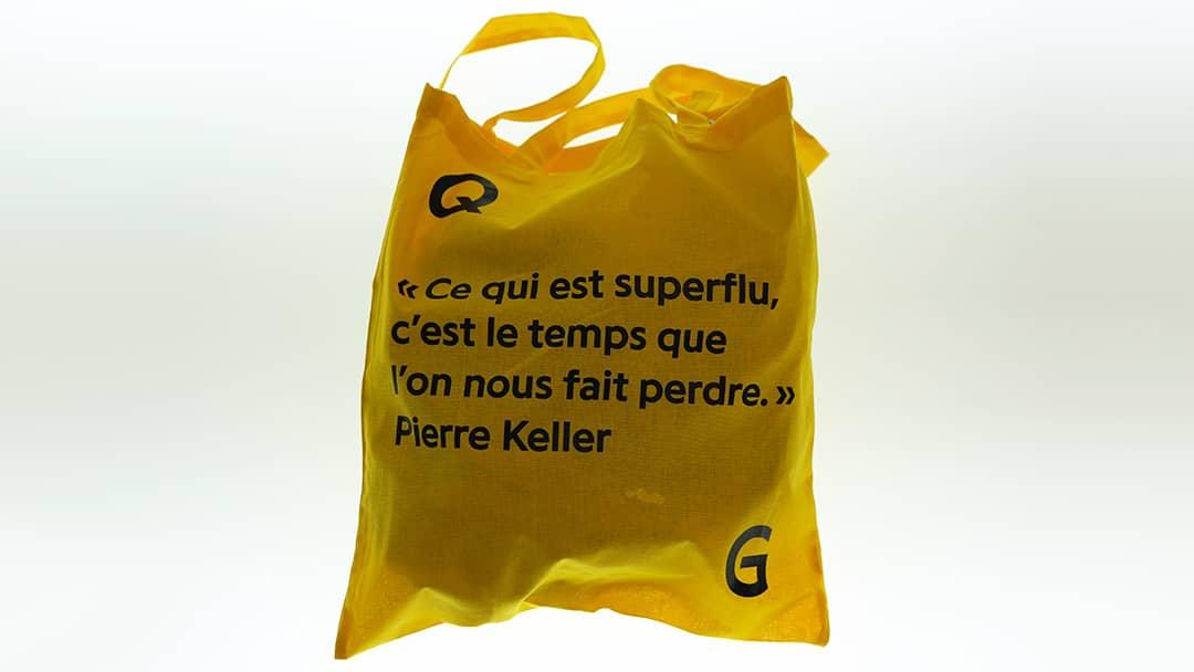 Sac à main QG Pierre Keller