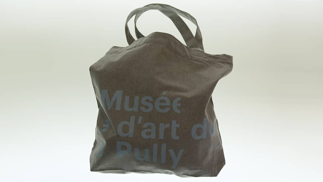 Sac à main Musée d'Art de Pully